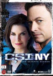 csi - new york - sæson 7 - DVD