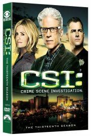 c.s.i. - sæson 13 - DVD