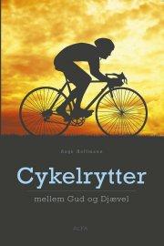 cykelrytter mellem gud og djævel - bog