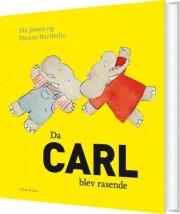 da carl blev rasende - bog