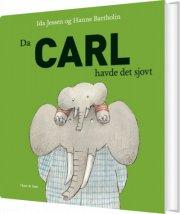 da carl havde det sjovt - bog