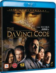 da vinci mysteriet / the da vinci code - 10 års jubilæumsudgave - Blu-Ray