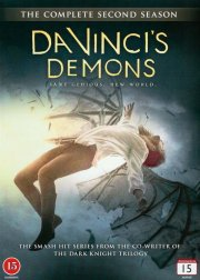 da vincis demons - sæson 2 - DVD
