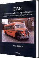 dab - hele danmarks bus- og lastbilfabrik - bog