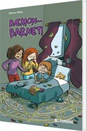 dæmonbarnet! - bog