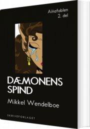 dæmonens spind - bog