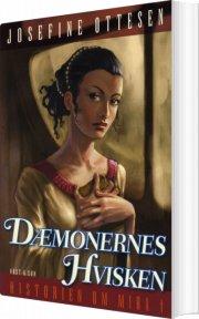 dæmonernes hvisken - bog