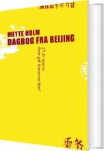 dagbog fra beijing - bog