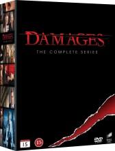 damages - den komplette serie - DVD