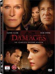 damages - sæson 2 - DVD