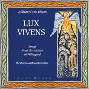 the danish hildegard ensemble - lux vivens - cd