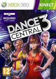 dance central 3 (kinect) (nordic) - xbox 360