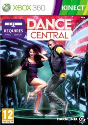 dance central kinect - xbox 360