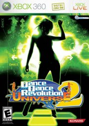 dancing stage universe 2 solus - xbox 360