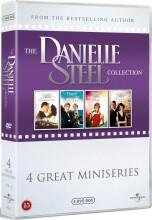 danielle steel collection - 5 miniserier - vol. 4 - DVD