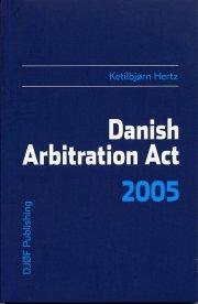 danish arbitration act 2005 - bog