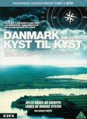 danmark - kyst til kyst - sæson 2 - DVD