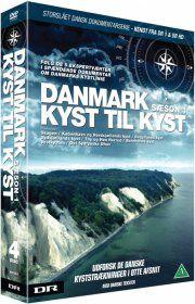 danmark - kyst til kyst - DVD