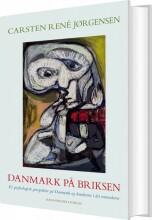 danmark på briksen - bog