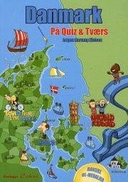 danmark på quiz & tværs - bog