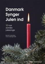 danmark synger julen ind - bog