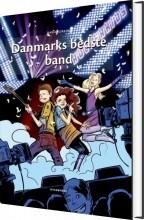 danmarks bedste band - bog