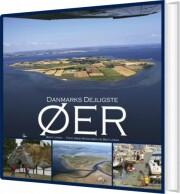 danmarks dejligste øer - bog