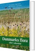 danmarks flora - bog