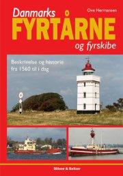 danmarks fyrtårne og fyrskibe - bog