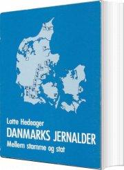 danmarks jernalder - bog