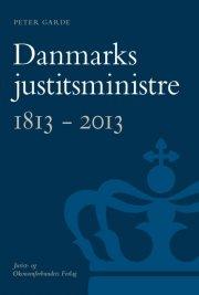 danmarks justitsministre - bog