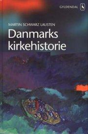 danmarks kirkehistorie - bog