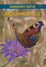 danmarks natur - dagsommerfugle - bog
