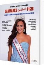 danmarks smukkeste piger - bog