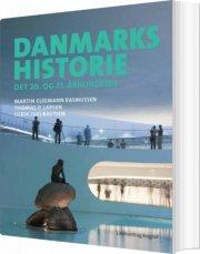danmarkshistorie, det 20. og 21. århundrede - bog