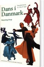 dans i danmark - bog