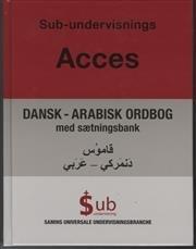 ordbog dansk arabisk