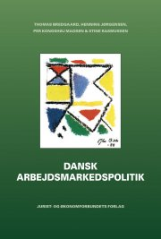 dansk arbejdsmarkedspolitik - bog