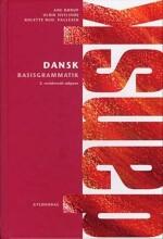 dansk basisgrammatik - bog