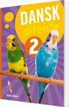 dansk direkte 2 elevbog - bog
