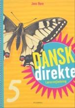 dansk direkte 5 - bog