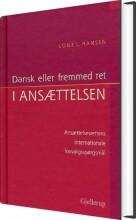 dansk eller fremmed ret i ansættelsen - bog