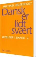 dansk er lidt svært - bog