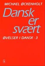 dansk er svært - bog