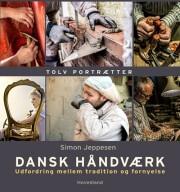 dansk håndværk - bog