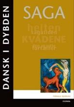 dansk i dybden - saga - bog