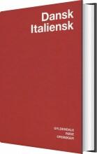 dansk-italiensk ordbog - bog