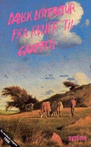 dansk litteratur - fra runer til graffiti - bog