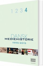 dansk mediehistorie 1-4 - bog