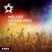 dansk melodi grand prix 2015 - cd